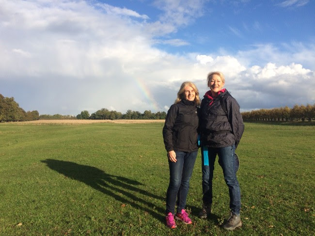 Rainbows and Kings – How Jeevika Trust's Walk for Water 2016 linked London to Rural India