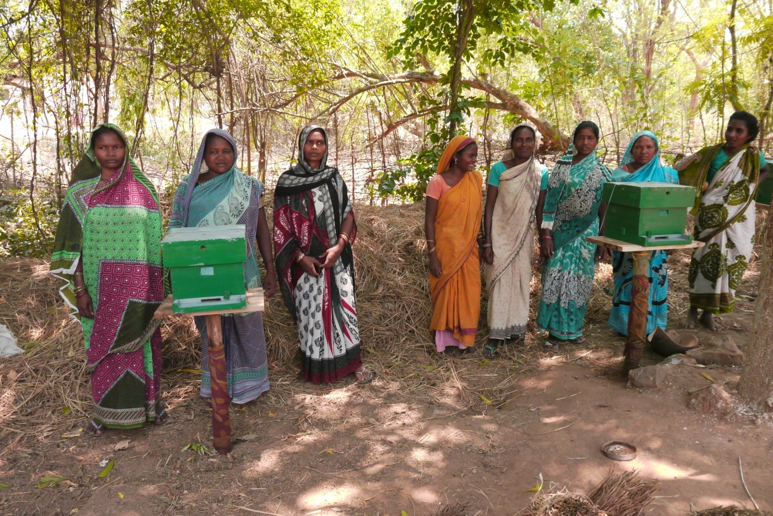 Project PANI : Changing lives in the remote village of Udada